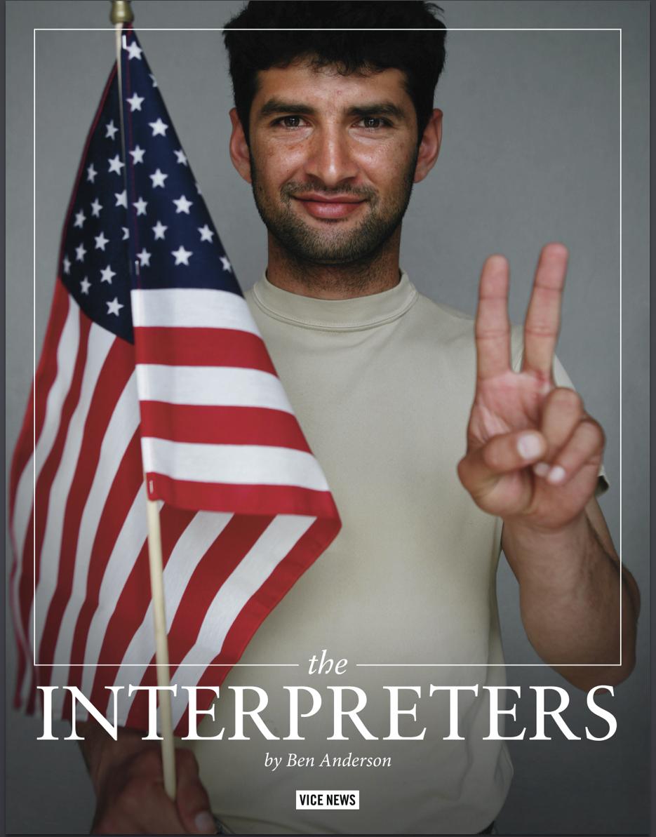 The kafkian aspect: recensione a The Interpreters