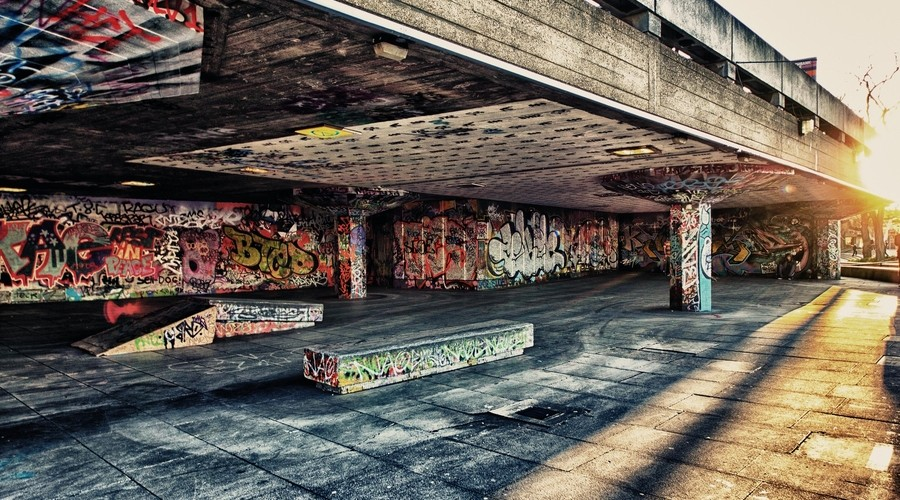The Southbank Undercroft