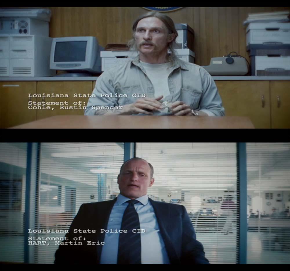 True Detective presentazione personaggi