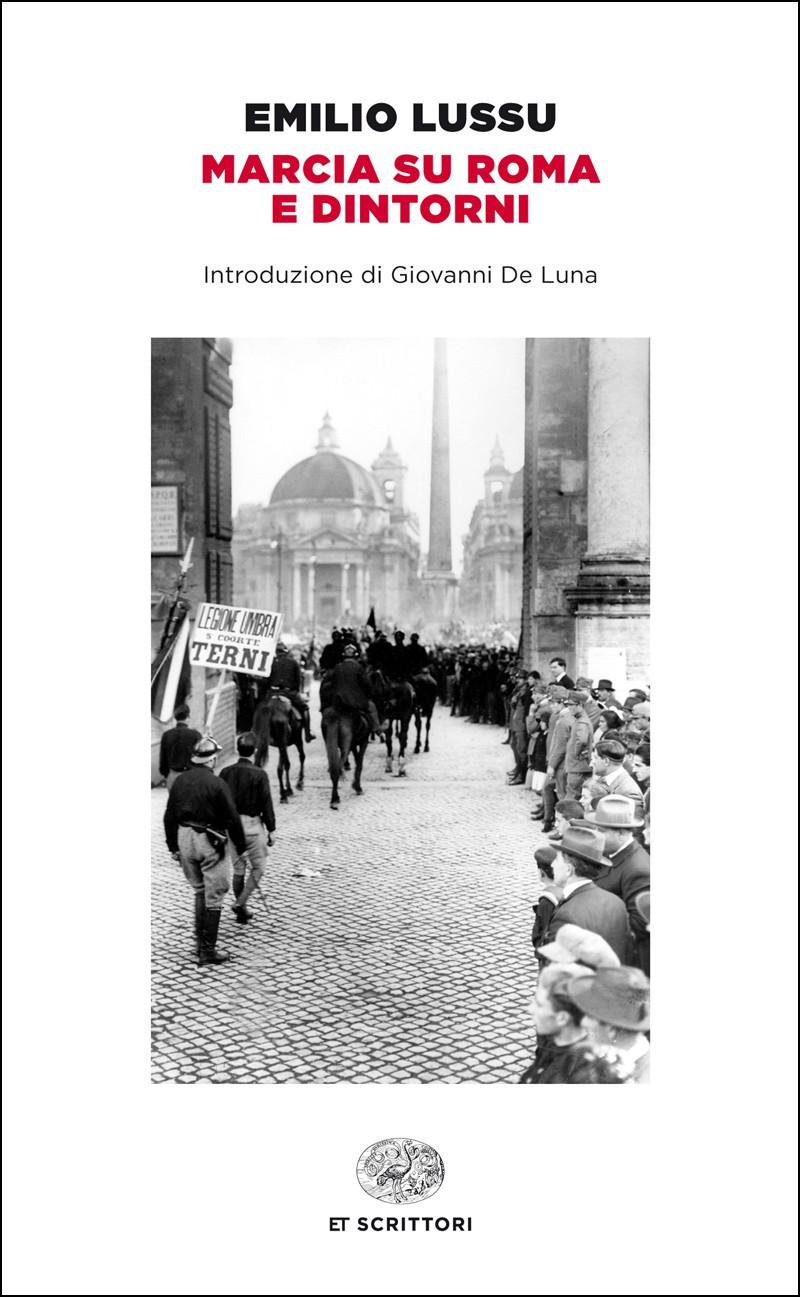 Marcia su Roma e dintorni copertina