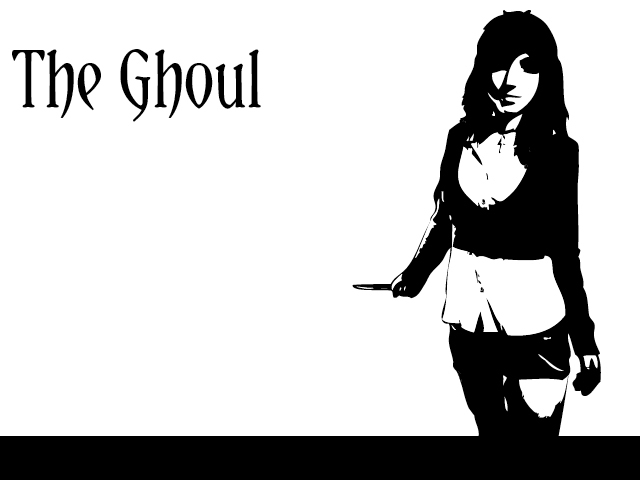 Character Design - il ghoul
