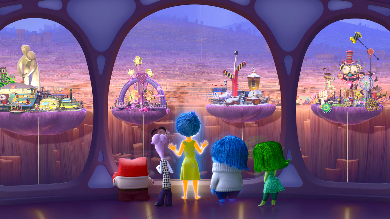 Inside Out Isole