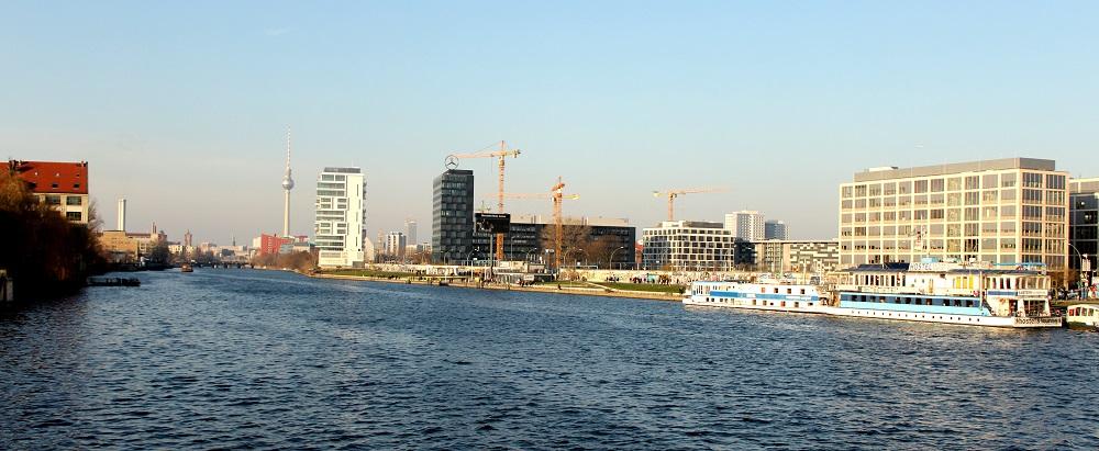 Sprea Berlino