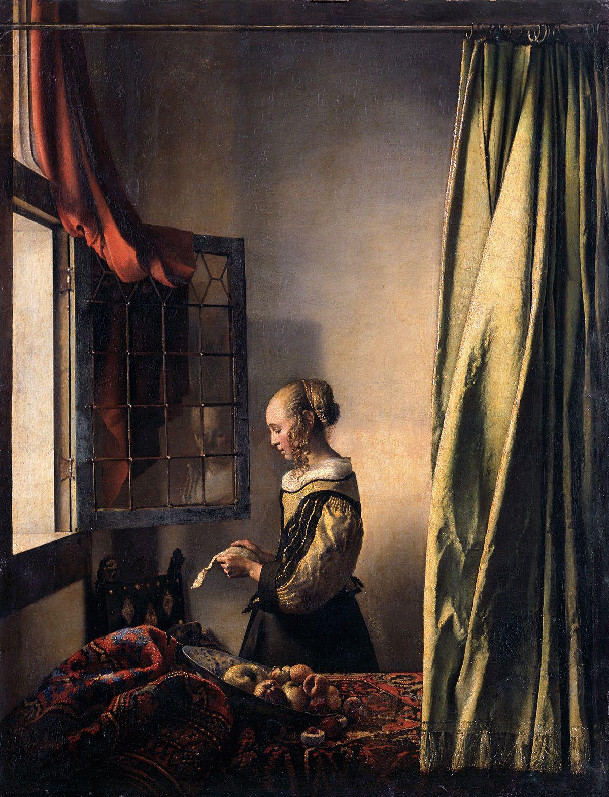 Jan-Vermeer-Donna-che-legge-una-lettera-davanti-alla-finestra