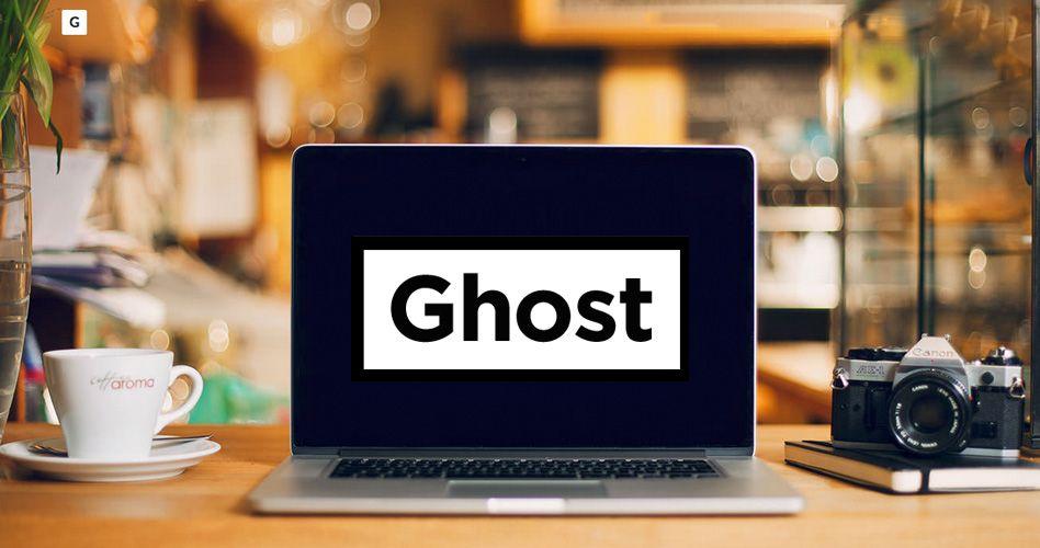 Un anno con Ghost, o di come ho imparato a scrivere con Markdown