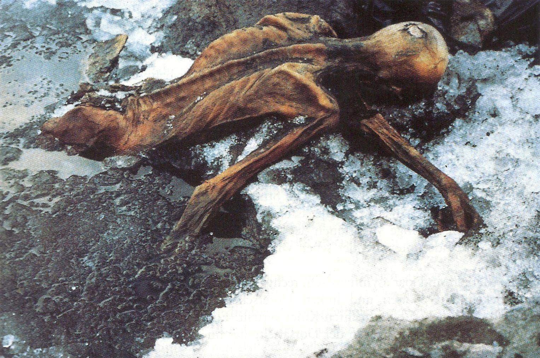 Cronache - Racconti di ieri e di oggi S01 E01 I nomi di Ötzi