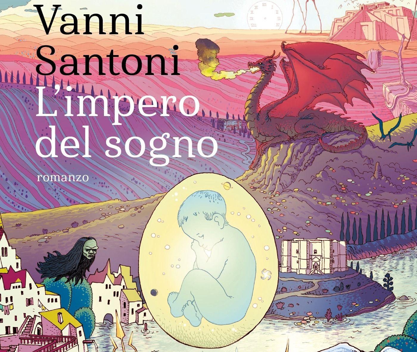 """""""È ora di crescere: L'impero del sogno di Vanni Santoni"""" su Esquire"""