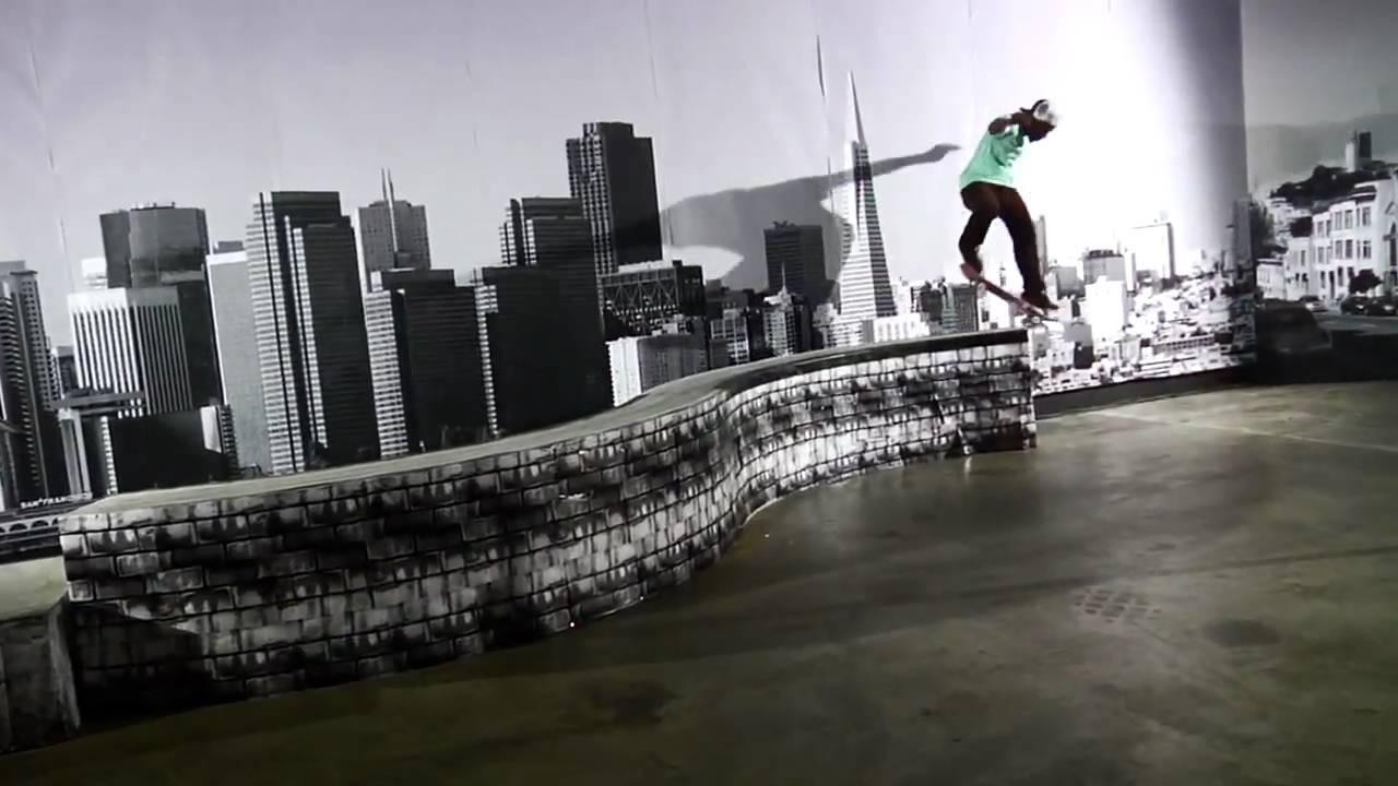 #skateandcreate3 Skate and the city