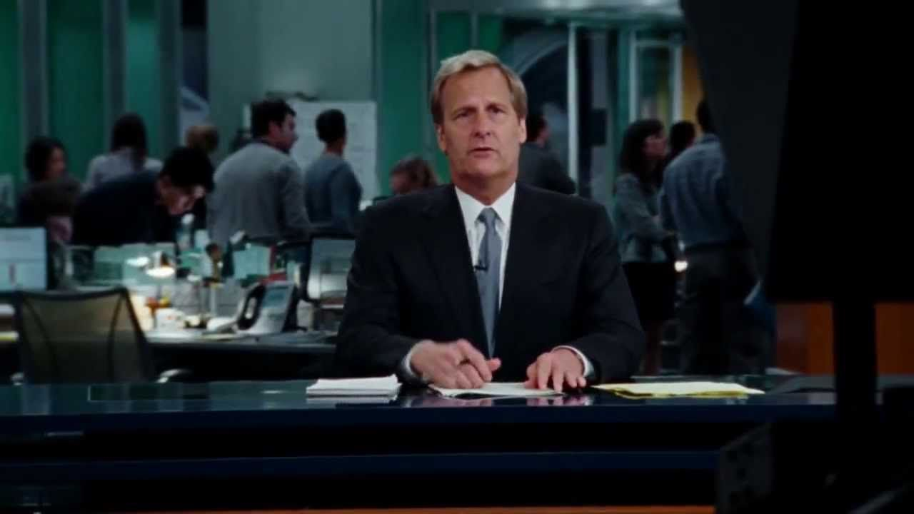 The Newsroom o della coincidentia oppositorum