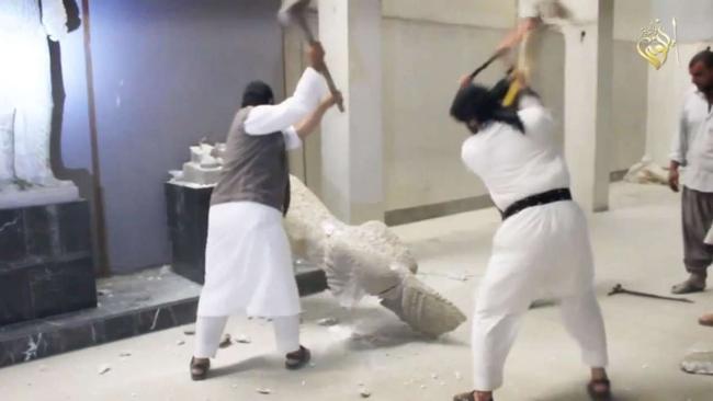 La distruzione del museo di Ninive: Rodari e l'ISIS