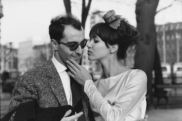 """Essere Jean-Luc Godard"" su SPNS"