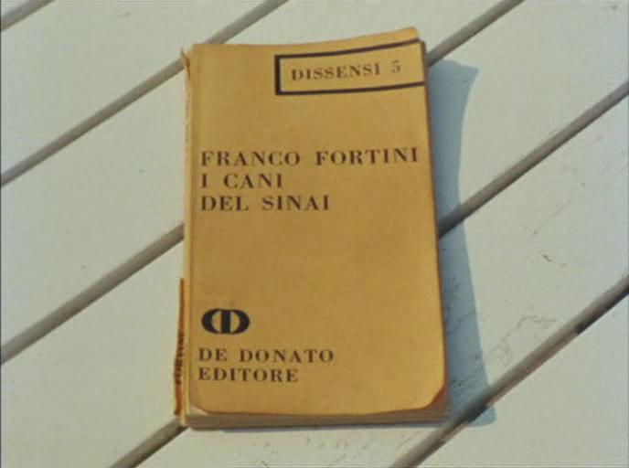 """Note sulla lettura de """"I cani del Sinai"""""""