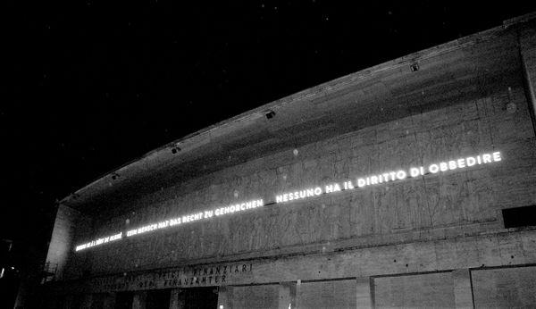 """""""Quello che resta dei monumenti fascisti"""" su Il Tascabile"""