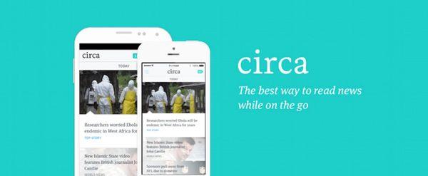 """""""Circa News App"""" su Corriere Innovazione"""
