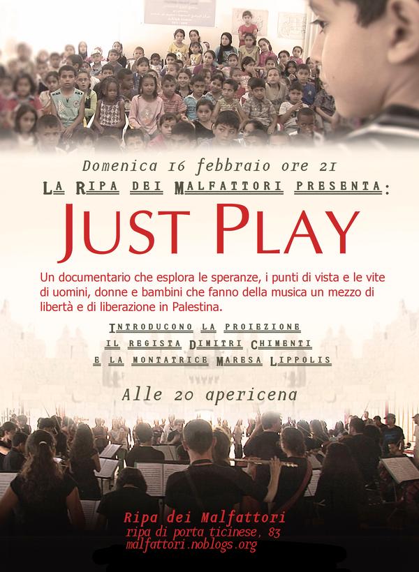 Non sparate sul violinista: recensione di Just Play