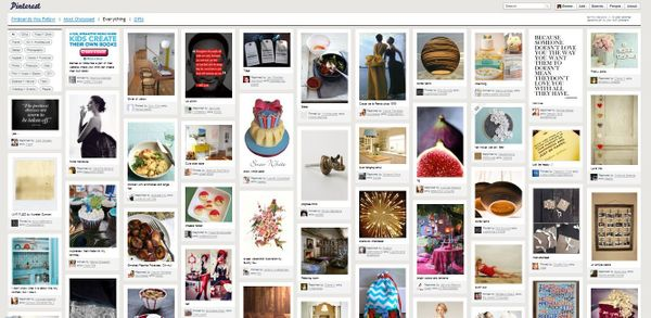 Usare Pinterest in editoria: Einaudi Editore e Lavoro Culturale